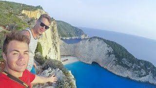 Backpacking Europe Trip (GoPro) Avicii - The Nights