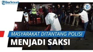 Polisi Tantang Masyarakat yang Suka Komentar Beri Petunjuk soal Laskar FPI untuk Daftar Jadi Saksi