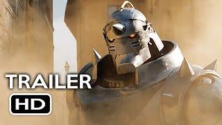 Fullmetal Alchemist Live-Action Official English Trailer (2017) Action Movie HD