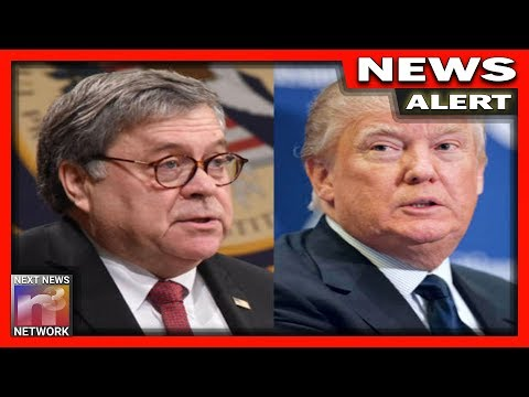 ALERT: Trump Meets with AG Barr - Delays Departure, Calls in Top Aides & Communication Team