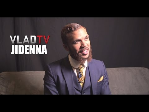 Jidenna Details His Choice To Wear Tailored Suits As A Rapper Mp3