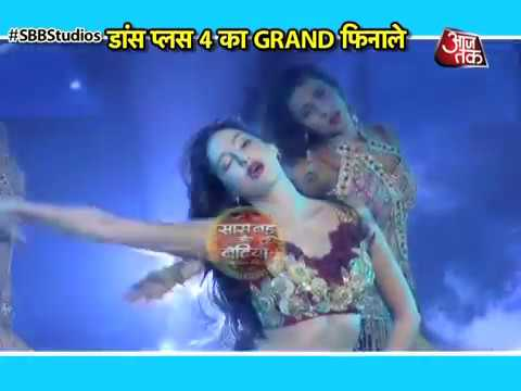 Dance Plus 4: Nora Fatehi's SIZZLING PERFORMANCE A