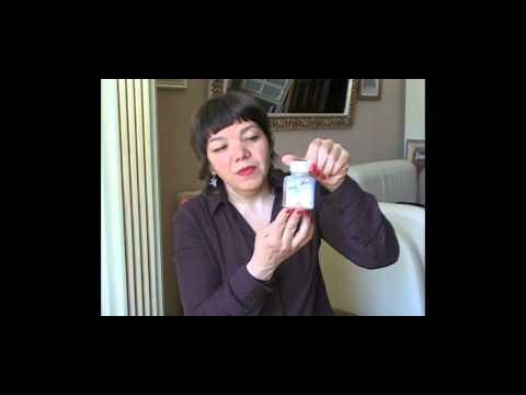 Вспомогательные жидкости для масляной живописи.