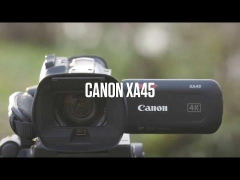 VIDEOCÁMARA CANON PROFESIONAL XA45