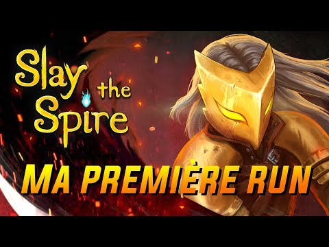 SLAY THE SPIRE #1 : Ma première run ! | GAMEPLAY FR