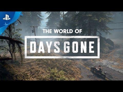 The World of Days Gone | PS4 thumbnail