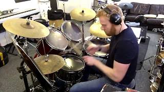 """Video thumbnail of """"Fever - Trinity Rock and Pop Drums Grade 1 NEW SYLLABUS"""""""