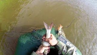 Рыболовные снасти на севере