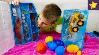 Про машинки и эксперименты Все серии подряд для детей Cars toys