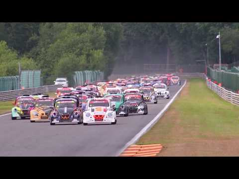 Hankook 25 Hours VW Fun Cup: the start...