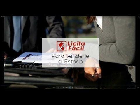 Lícita Fácil – Para Venderle al Estado con Éxito (Video Promocional)
