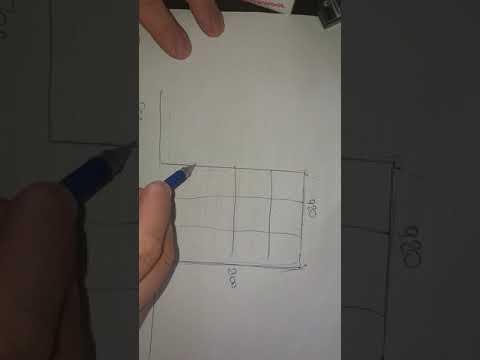 Схема резки дверного проема в панельном доме