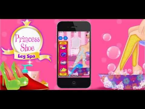 Video of Princess Shoe & Leg Spa