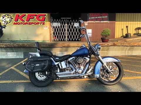 2008 Harley-Davidson Heritage Softail Classic in Auburn, Washington - Video 1