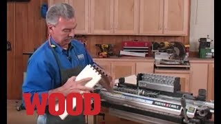 How to Set Up and Use a Dovetail Jig -- WOOD magazine