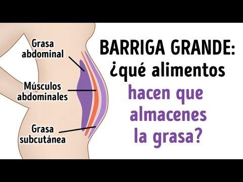 Arreglar la grasa de la parte interior de las caderas