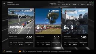 PS4 GT SPORT FIA INTERNATIONAL CHAMPIONSHIP -MANUFACTURE SERIES - EXHIBICIÓN FUERA DE TEMPORADA # 1