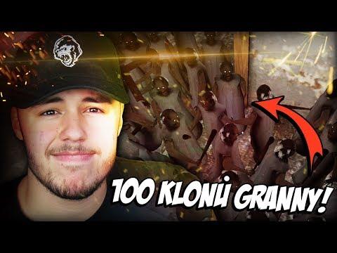 100 KLONŮ GRANNY!