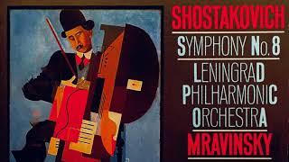 Shostakovich - Symphony No.8 (recording of the Century : Yevgeny Mravinsky)