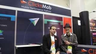 App Resource Connect @ GDC:  Daniel Neumann from ClicksMob