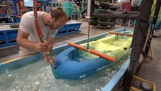 Old Town Canoe & Kayak, Factory Tour with Brand & Product Manager Ryan Lilly