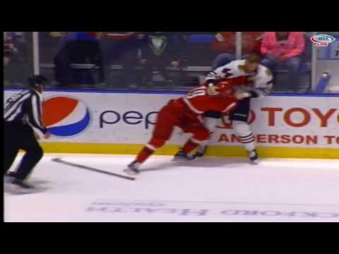 Bryan Bickell vs. Anthony Camara