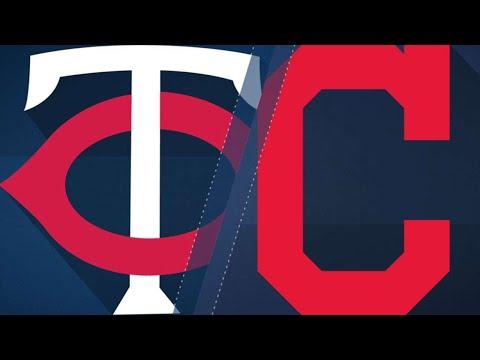 Dozier's homer leads Twins in a comeback win: 9/26/17