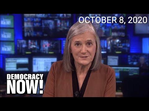Top U.S. & World Headlines — October 8, 2020
