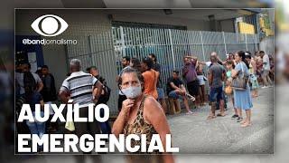 Auxílio emergencial: votação da proposta que prevê volta do benefício é adiada