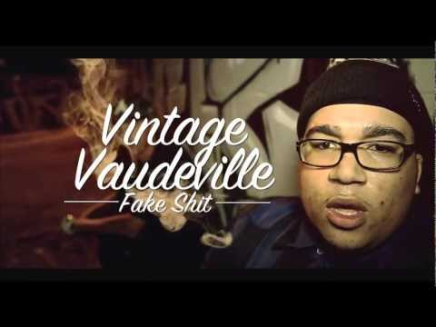 Vintage Vaudeville - Fake Shit (Official Video) 2013