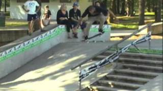 Etnies AM Getting Paid 2010 - Vancouver Qualifier