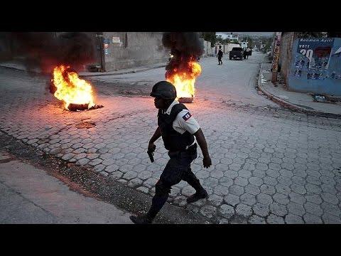 Αϊτή: Ένας νεκρός μετά τα αποτελέσματα του Α' γύρου των προεδρικών εκλογών