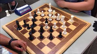 2 Masters Get Into A Long Positional Battle!