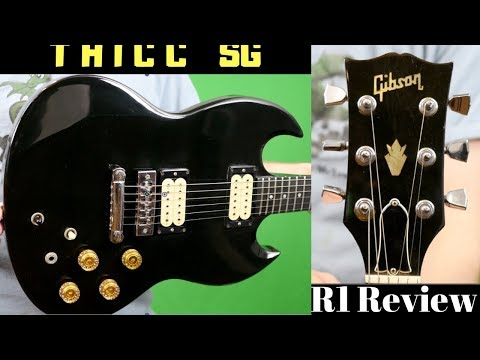 Dot Neck SG Standard NO  | 1977 Gibson SG Special Black | Review + Demo -  The Trogly's Guitar Show