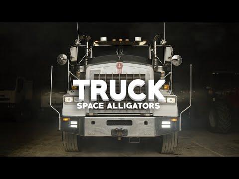 Clip Space Alligators - Truck