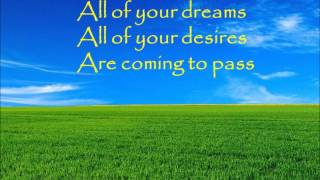 Hold On by James Fortune and FIYA feat. Monica & Fred Hammond (Lyrics)
