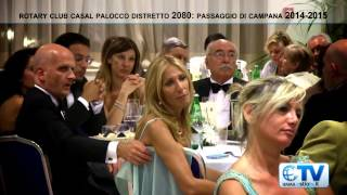 preview picture of video 'Club  Casalpalocco distretto 2080: passaggio di campana 2014-2015'