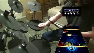 In the Name of God (2x Pedal)  (Dream Theater) - Expert Pro Drums - 696k 99%