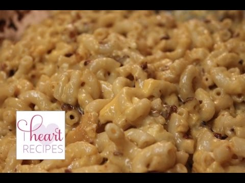 The Best Bacon Mac and Cheese | I Heart Recipes