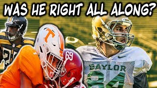 What Will Happen to Jalen Hurd? & Why His Critics are WRONG!