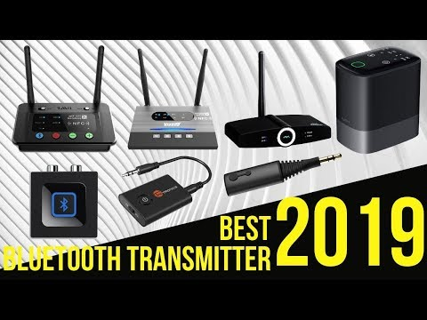 Top 10: Best Bluetooth Transmitters for TV, PC on 2019 / Bluetooth Transmitter and Receiver for Home