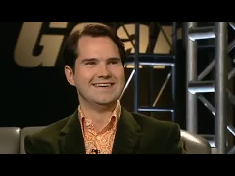 Top Gear: Jimmy Carr interview and speed lap