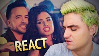 Reagindo A ÉChame La Culpa - Luis Fonsi E Demi Lovato