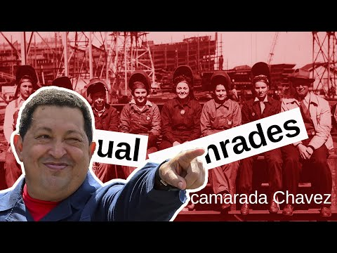 some truths about Hugo Chavez - casual comrades