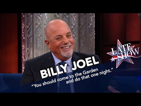 Billy Joel: From Long Island Boy To Madison Square Garden Franchise
