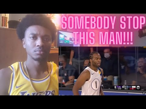 TJ Warren CLUTCH 39 Points Full Highlights Reaction!!! | Lakers vs Pacers |