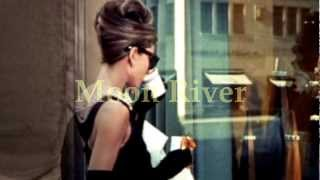 (HD 1080p)  Moon River (Breakfast at Tiffany's),   Andy Williams