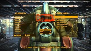 TGN Fallout 4 Shark Paint Power Armor Location PLUS house update collection