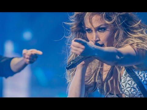 #Exclu extrait concert Jennifer Lopez à Mawazine 2015 avec HIT RADIO