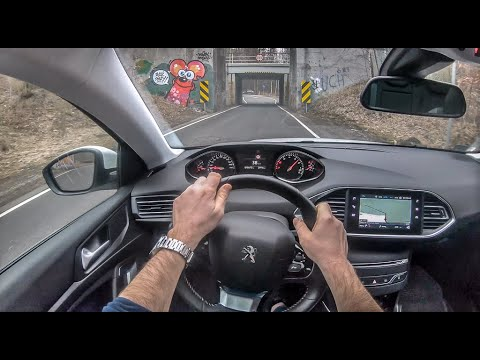 Peugeot  308 Хетчбек класса C - тест-драйв 2